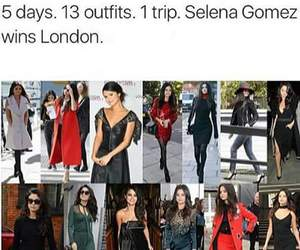 fashion, london, and outfit image