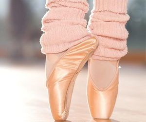 dance, ballet, and shoes image