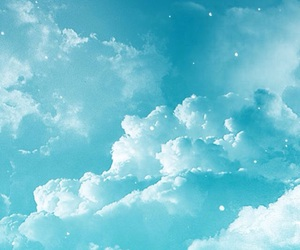 sky, wallpaper, and blue image