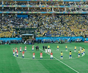 brasil, worldcup, and colombia image