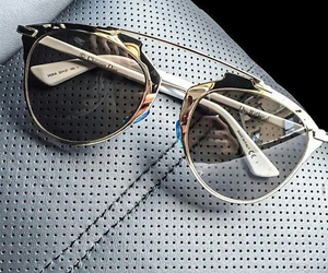 fashion, sunglasses, and dior image