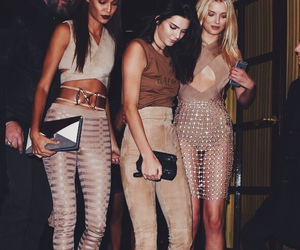 kendall jenner, model, and style image