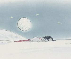 anime, ghibli, and sad image
