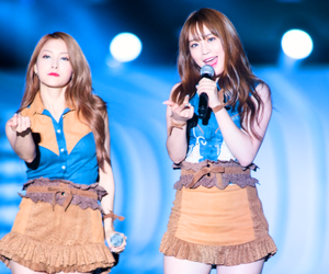 kara, gyuri, and youngji image