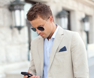 men and style image