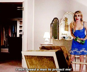 scream queens and chanel oberlin image