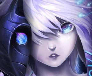 league of legends, kindred, and lol image