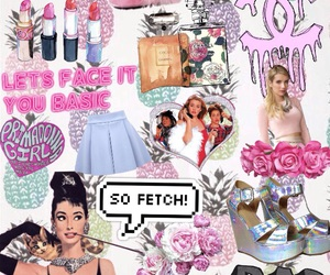 chanel, Clueless, and diamonds image