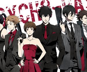 anime, manga, and kogami image