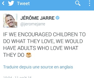 french, jerome, and tweet image