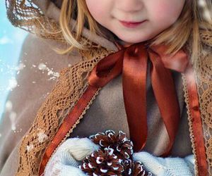 girl and winter image