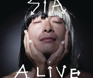 ️sia and alive image