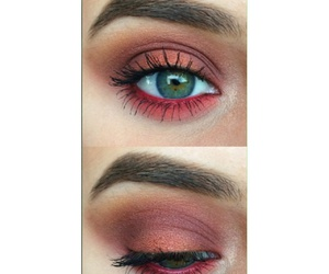 autumn, beautiful eyes, and eyebrows image