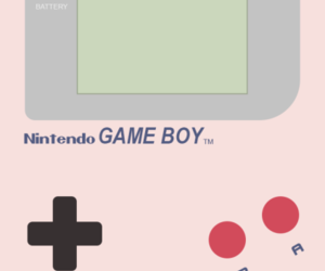 wallpaper, nintendo, and pink image