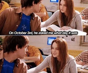 annual, funny, and mean girls image