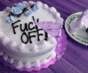beautiful, cake, and grunge image