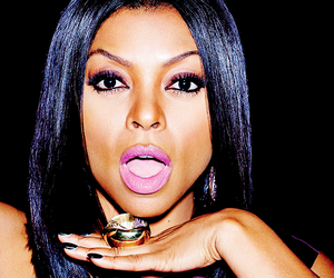 actress, pretty, and taraji p. henson image