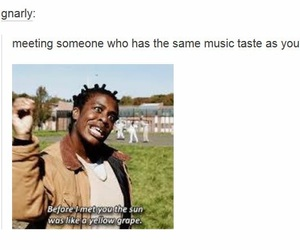 music, taste, and tumblr image