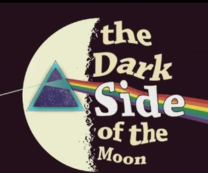 Pink Floyd, the dark side of the moon, and music image