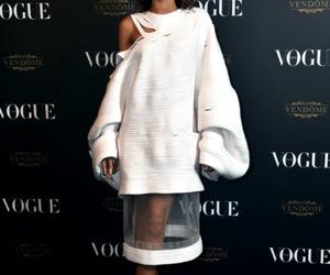 zendaya, vogue, and dress image