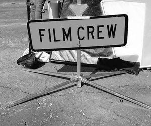 film, film crew, and filmmaker image