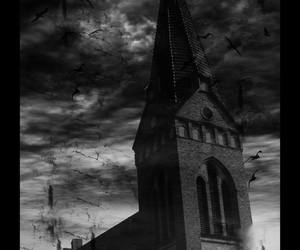 art, goth, and gothic image