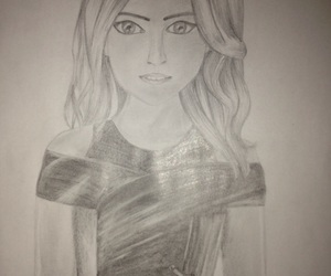 anna, awesome, and draw image