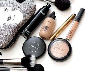 makeup, mac, and luxury image