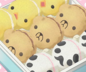 junjou romantica and anime food image