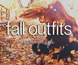 sweater weather, fall outfits, and just girly stuff image