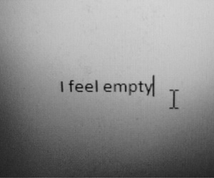 empty and quote image