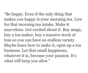 life, quote, and happiness image