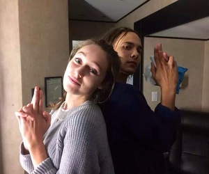 frank dillane, fear the walking dead, and ftwd image