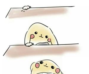 chibi, fanart, and pokemon image