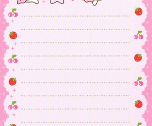 kawaii, pink, and mamegoma image