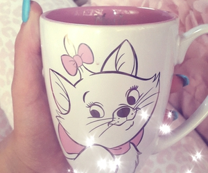 aristocats, blue nails, and disney image