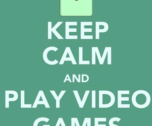 keep calm, bmo, and game image