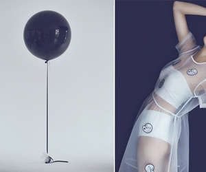 balloon, fashion, and funny image