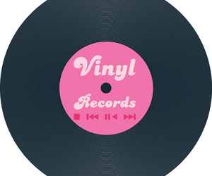american and レコード,record,pink image
