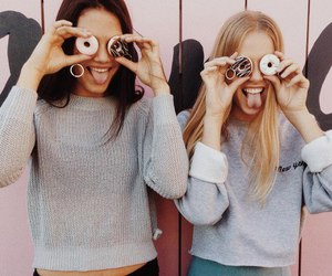 donuts, fashion, and fun image