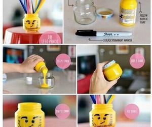 diy, creative, and lego image
