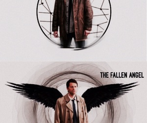 angel, dean winchester, and edit image