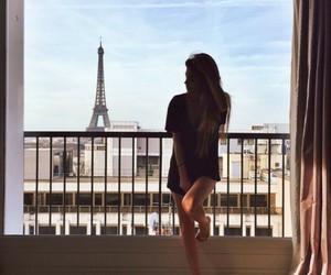 paris, girl, and negin mirsalehi image