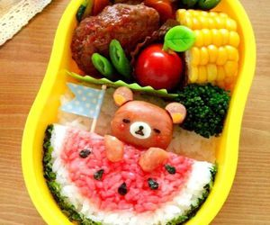 food, art, and kawaii image