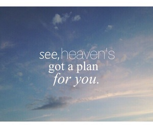 heaven, quote, and happy image