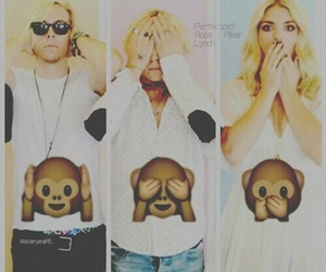 r5, ross, and riker image