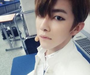 handsome, kpop, and lips kiss image