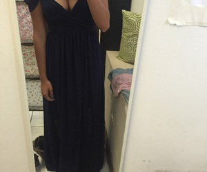 dresses, formal, and beautyful image