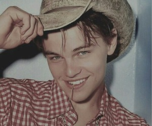 basketball diaries, movie star, and young leonardo dicaprio image