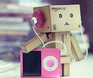 music and danbo image